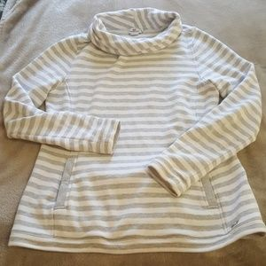 cowl neck light pullover